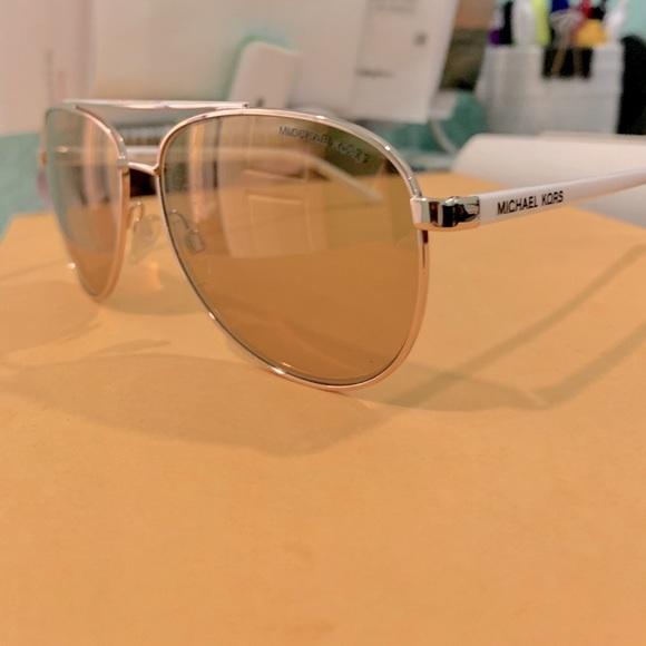 Michael Kors Aviator Women's Sunglasses